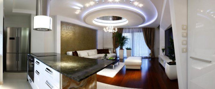 Mẫu vách ngăn thạch cao đẹp cho ngôi nhà của bạn thêm sang trọng