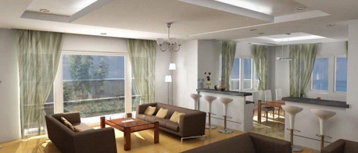Trần thạch cao cho nhà cấp 4 đẹp – 120k/m2