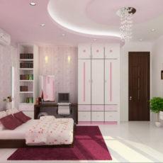 Thạch cao phòng cưới – Trang trí phòng cưới cực đơn giản, cực rẻ.