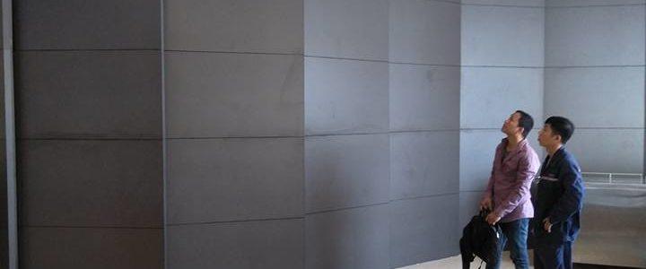 Vách thạch cao giá rẻ 240k/m2