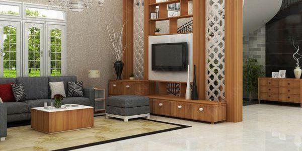 Vách ngăn phòng khách – Sự phân chia không gian hiện đại.